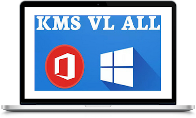 KMS VL ALL 6.6.1 - Online/ Offline KMS Activator for Windows & Office Products