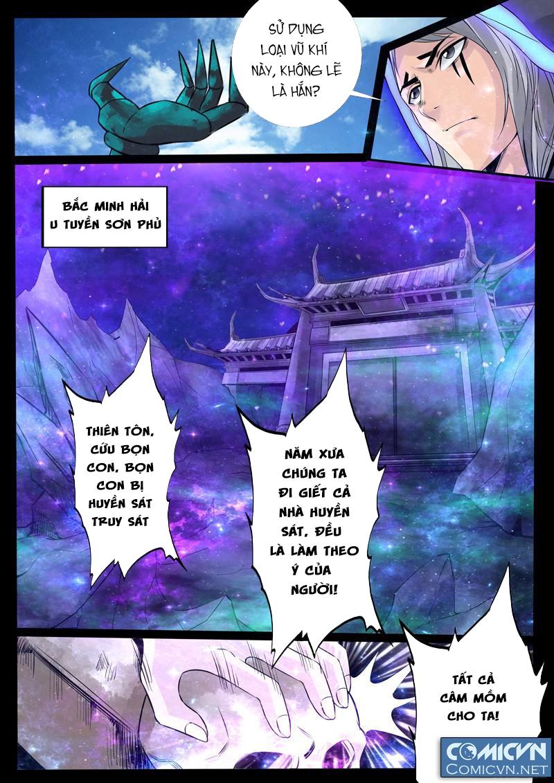 Long Phù Chap 95 - Trang 5