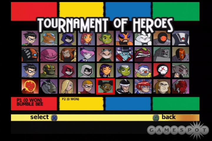 Teen Titans Psp 45