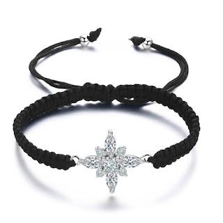 Bracelet cordon tendance femme