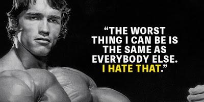 Short Bodybuilding Quotes