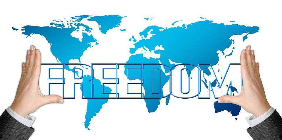 National Freedom Day Wishes Beautiful Image
