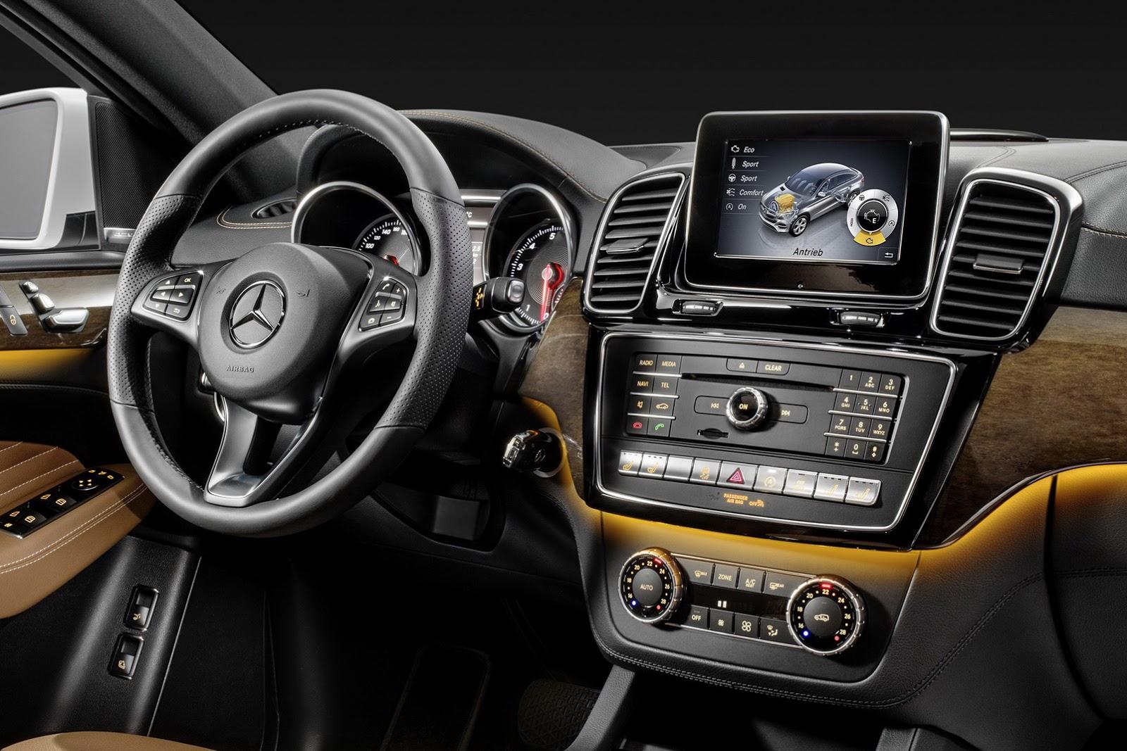 Mercedes Gle Coupe 2015 Pagina 5 Forocoches