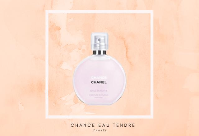 أفضل عطور الشعر: Chanel Chance