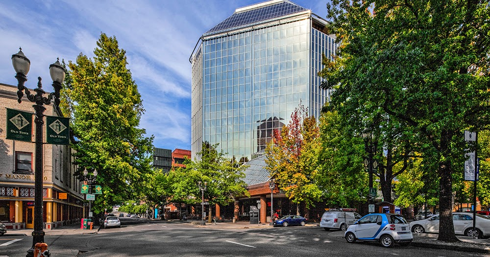 d76ddf9ad Done Deals  HFF announces sale of office tower in Portland s Old  Town Chinatown district