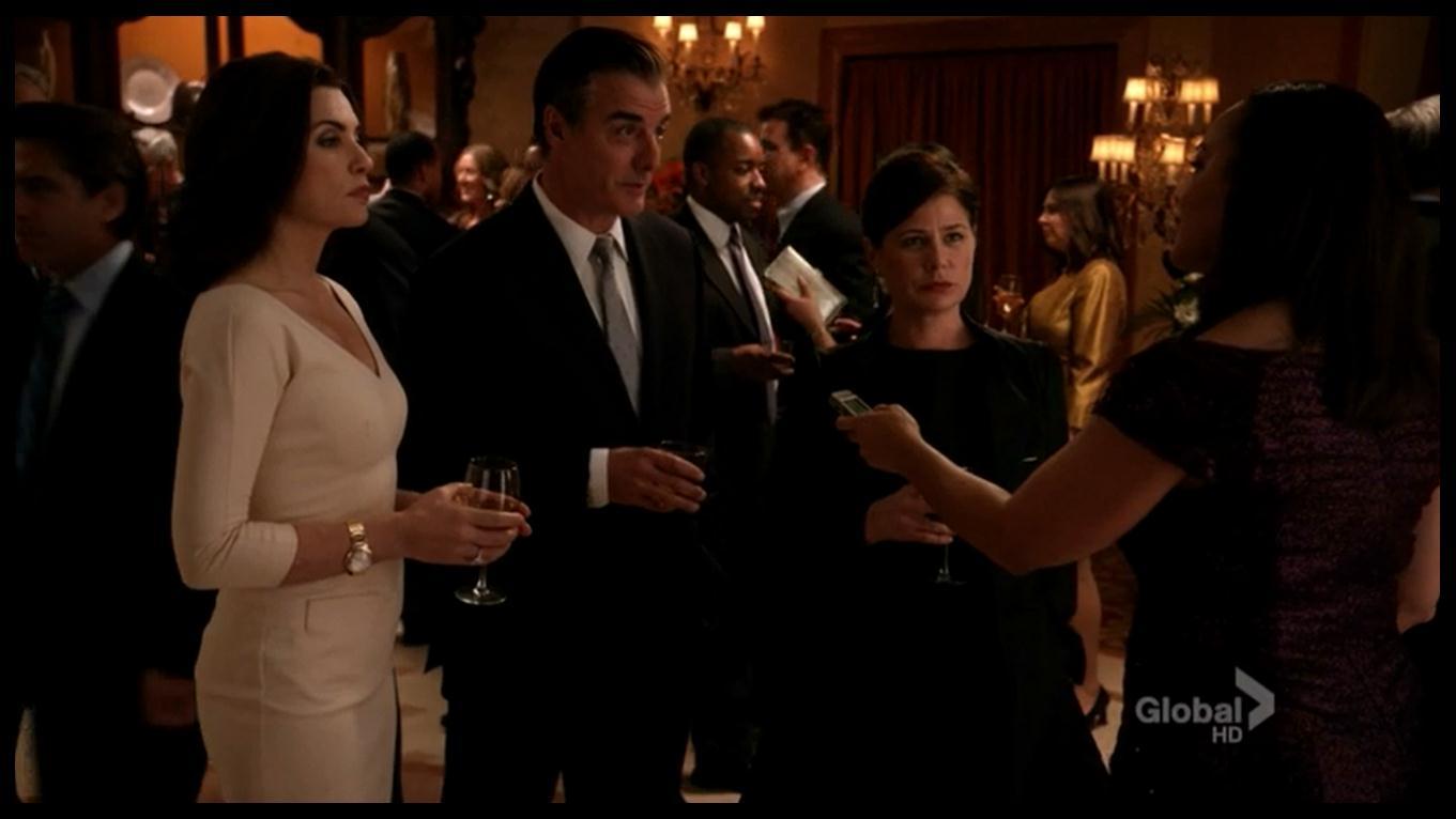 "Lockhart Gardner: The Good Wife: ""The Seven Day Rule"" aka ..."