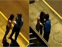 Petugas Ini Minta Ciuman Sebagai Ganti Denda Pelanggaran Prokes, Karena Tergoda Wanita Montok Pakai Tanktop!