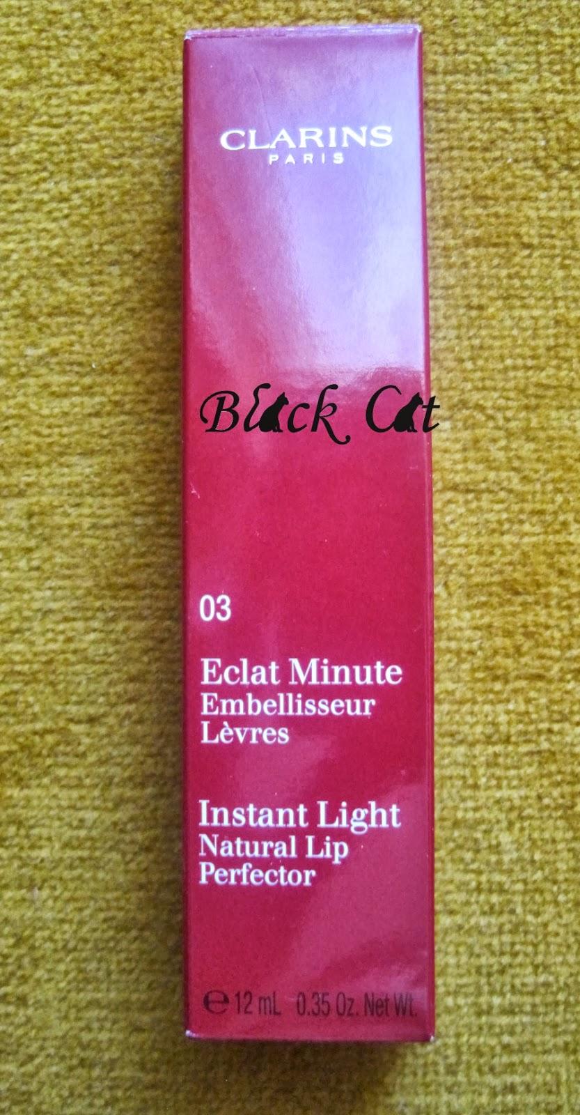 beautyorbread: Clarins Instant Light Natural Lip Perfector
