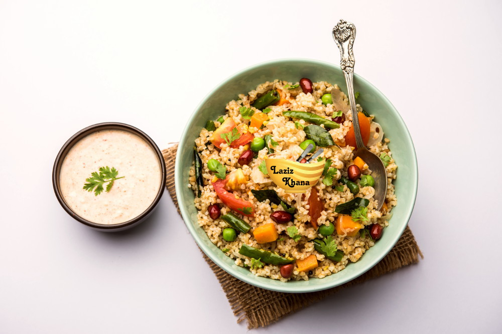 Rava Upma Recipe in Hindi