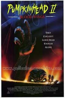 Pumpkinhead 2 (1994) [Latino-Ingles] [Hazroah]