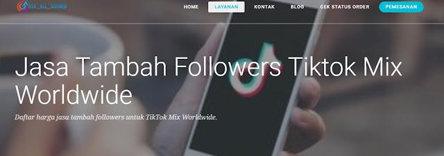 4 Cara Menambah Followers Tiktok Gratis (Terbaru)