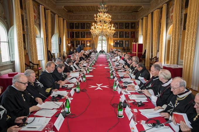 Ordem de Malta: uma carta mostra o conflito interno