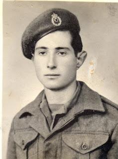 Soldier, Pantelis Leousis
