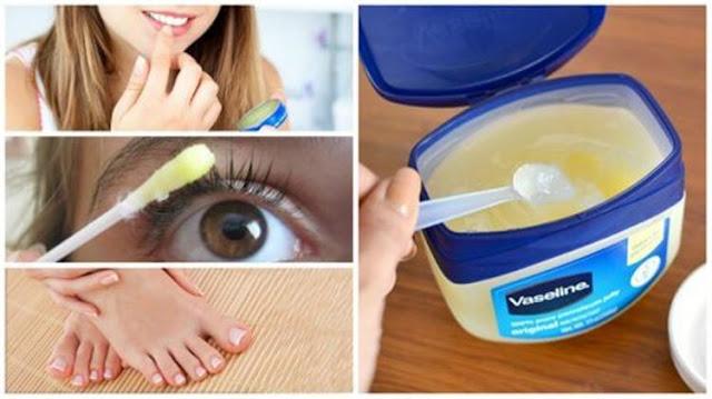Top 5 utilisations de la vaseline pour prendre soin de sa beauté naturellement