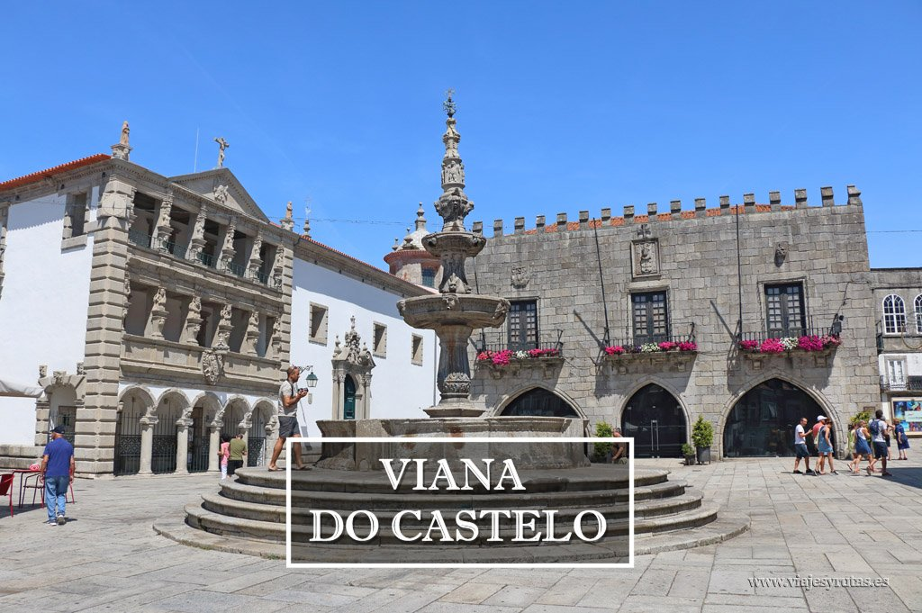 Viana do Castelo, una joya del norte de Portugal
