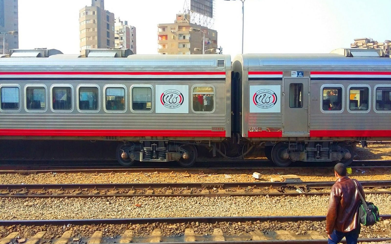 مواعيد القطارات المتجهة من القاهرة للمحافظات هيئة سكك حديد مصر