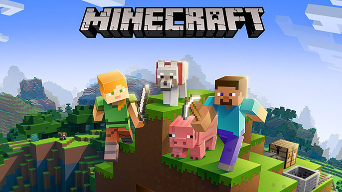 Comprar Minecraft Black Friday