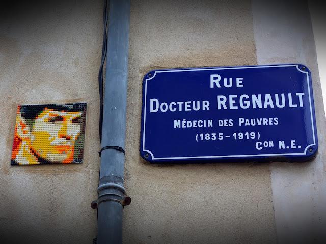 « J'ai croisé Spock, ce matin, du côté de la Place Saint-Germain de Rennes ! »