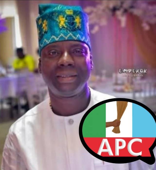 Congressman Abiodun Isola Ejigbadero #Sorosoke, Says End To Godfatherism In Alimosho