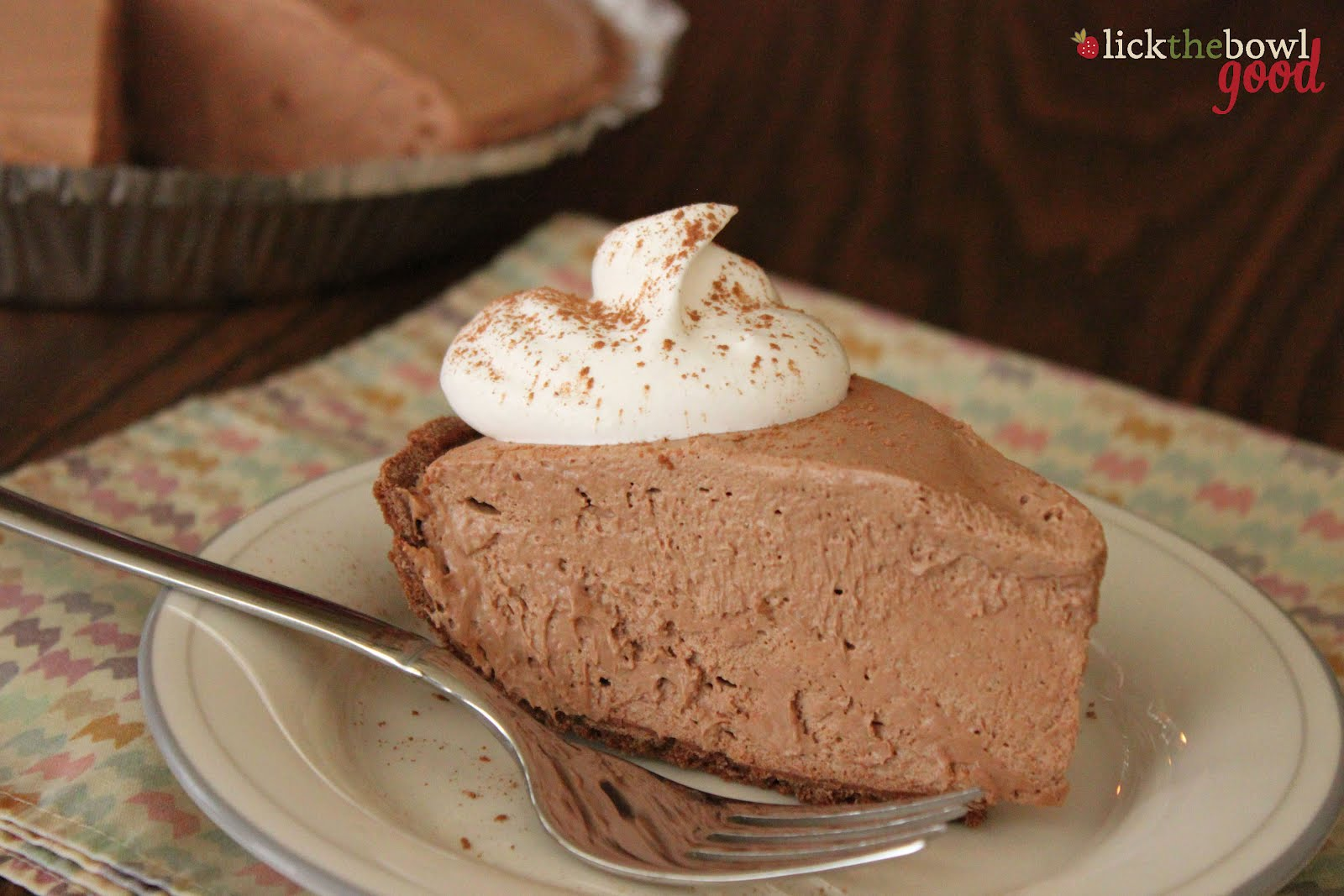 Firm Chocolate Mousse