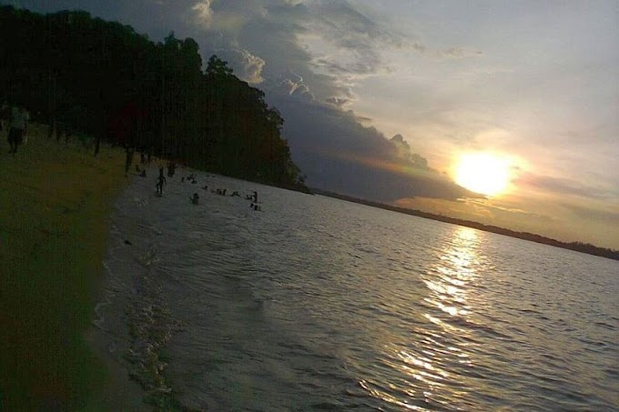 Kencing Di Tempat Tidur Jin,Pengunjung Pantai Pasir Pandak dirasuk jadi pendekar, jururawat hilang tidak ditemui
