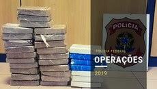 Operação Luxúria desarticula organização criminosa especializada em tráfico internacional de drogas