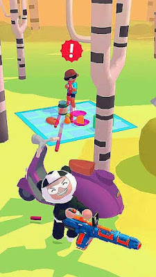 NERF Epic Pranks Mod Apk Game Download