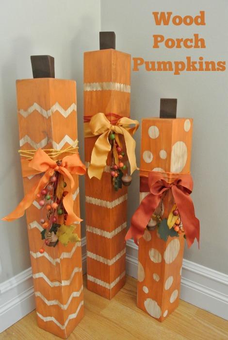 PitterAndGlink: 60 Beautiful Outdoor Fall Decor Ideas