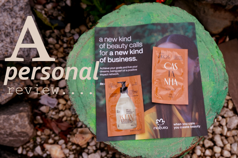 Natura Ekos Hand Cream & Body Lotion Personal Review