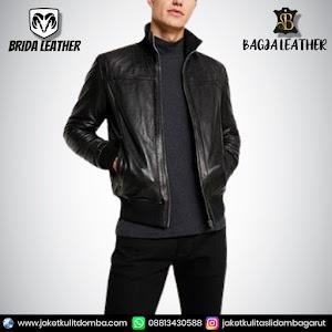 WA 08813430588 | Jual Jaket Kulit Asli Domba dan Sapi di Surabaya
