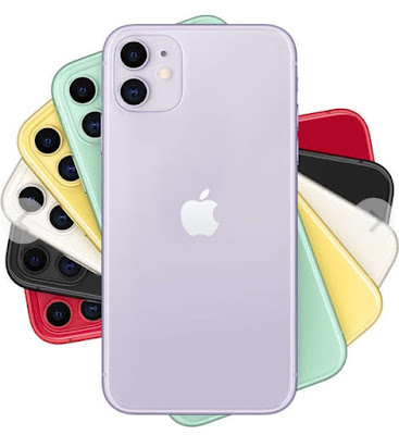 iPhone 11 specification
