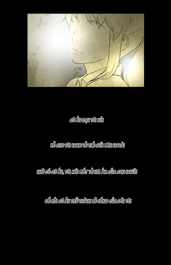 Tower of God chapter 3 trang 2