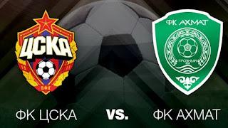 ЦСКА – Ахмат смотреть онлайн бесплатно 25 августа 2019 прямая трансляция в 16:30 МСК.
