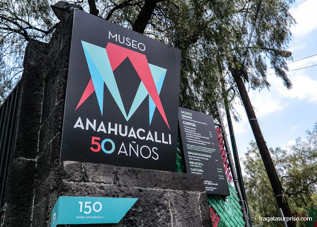Museu Anahuacalli de Diego Rivera, Cidade do México