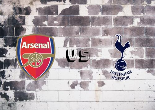 Arsenal vs Tottenham Hotspur  Resumen y Partido Completo
