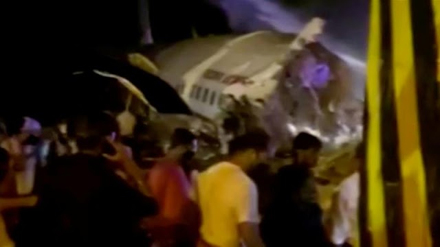 Several killed after Air India Express 737 crashes while landing in Kozhikode