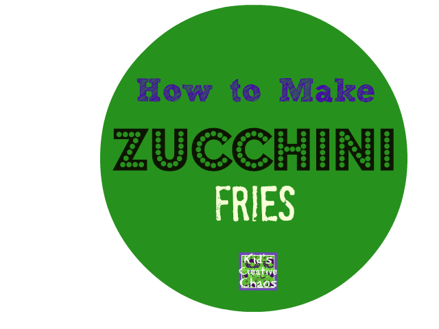 Easy How to Make Zucchini Fries Recipe
