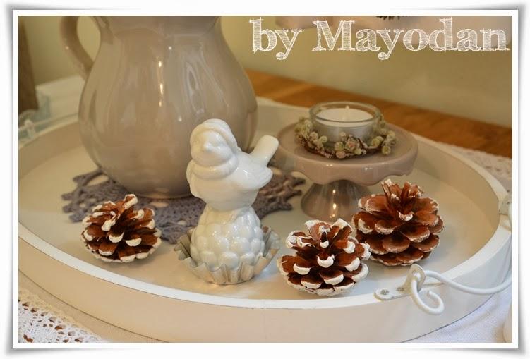 Winterliche Deko Oder Die Zeit Nach Weihnachten Mayodans Home