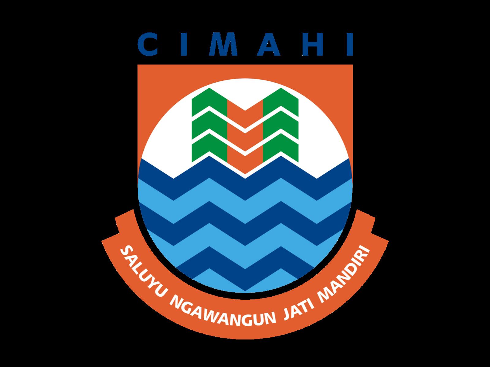 Logo Kota Cimahi Format PNG