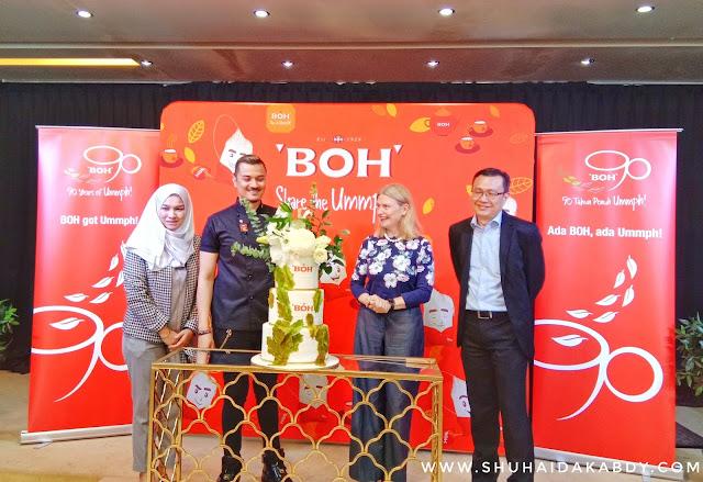 Resepi Kreatif dan Istimewa Dengan BOH Malaysia