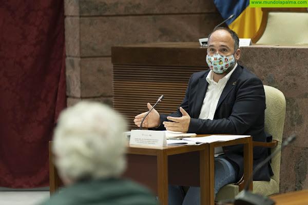 El Gobierno de Canarias respaldará el proyecto 'La Palma Orgánica' con 400.000 euros