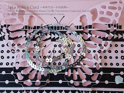 Diecut Washi Butterfly gorgeous card  Satomi Wellard-Independent Stampin'Up! Demonstrator in Japan and Australia, #su, #stampinup, #cardmaking, #papercrafting, #rubberstamping, #stampinuponlineorder, #craftonlinestore, #papercrafting, #butterflydie #washitape #pickapattern #happybirthdaygorgeous  #スタンピン #スタンピンアップ #スタンピンアップ公認デモンストレーター #ウェラード里美 #手作りカード #スタンプ #カードメーキング #ペーパークラフト #スクラップブッキング #ハンドメイド #オンラインクラス #スタンピンアップオンラインオーダー #スタンピンアップオンラインショップ #動画 #フェイスブックライブワークショップ #ダイカットバタフライ #ワシテープ