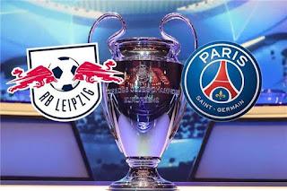 يلا شوت مباراة باريس سان جيرمان ولايبزيغن نصف نهائي مباشر 18-08-2020 باريس  سان جيرمان ضد لايبزيغن ضمن دوري أبطال أوروبا