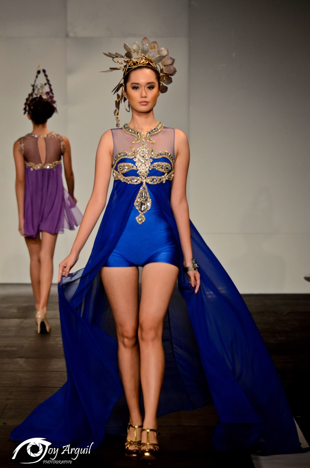 Joy Arguil: Philippine Fashion Week Spring Summer 2014 ...