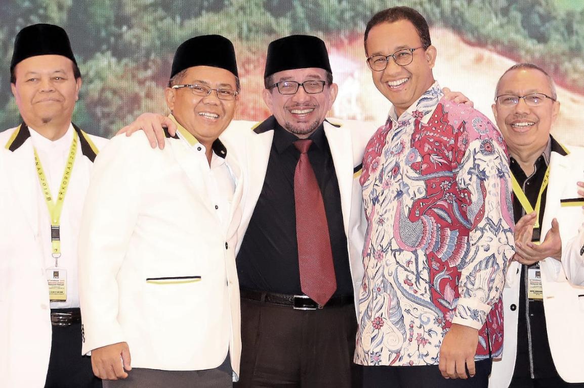 Gerindra Gagas Prabowo-Anies 2024, Tifatul: Jangan Mau Pak Anies, Percaya Saya Deh!