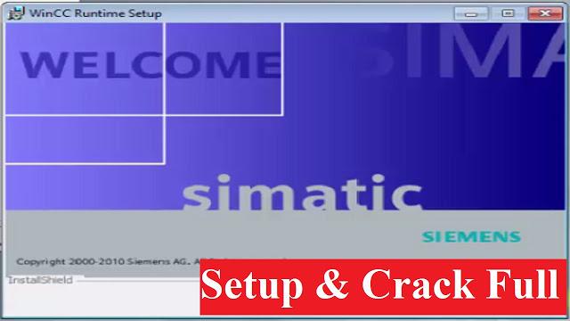 WinCC V7.0 SP2 (32bit) - Hướng dẫn cài đặt Full Crack
