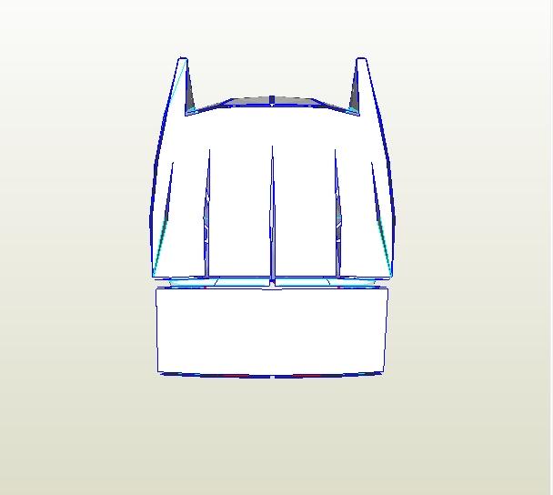 Dali-Lomo: How to make Armored Batman aka Mech Suit Helmet ...