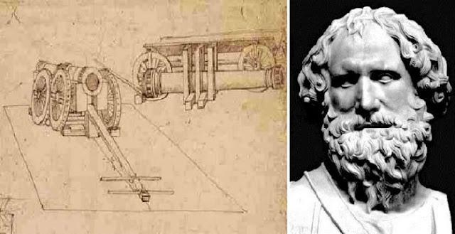 Τα κανόνια του Αρχιμήδη
