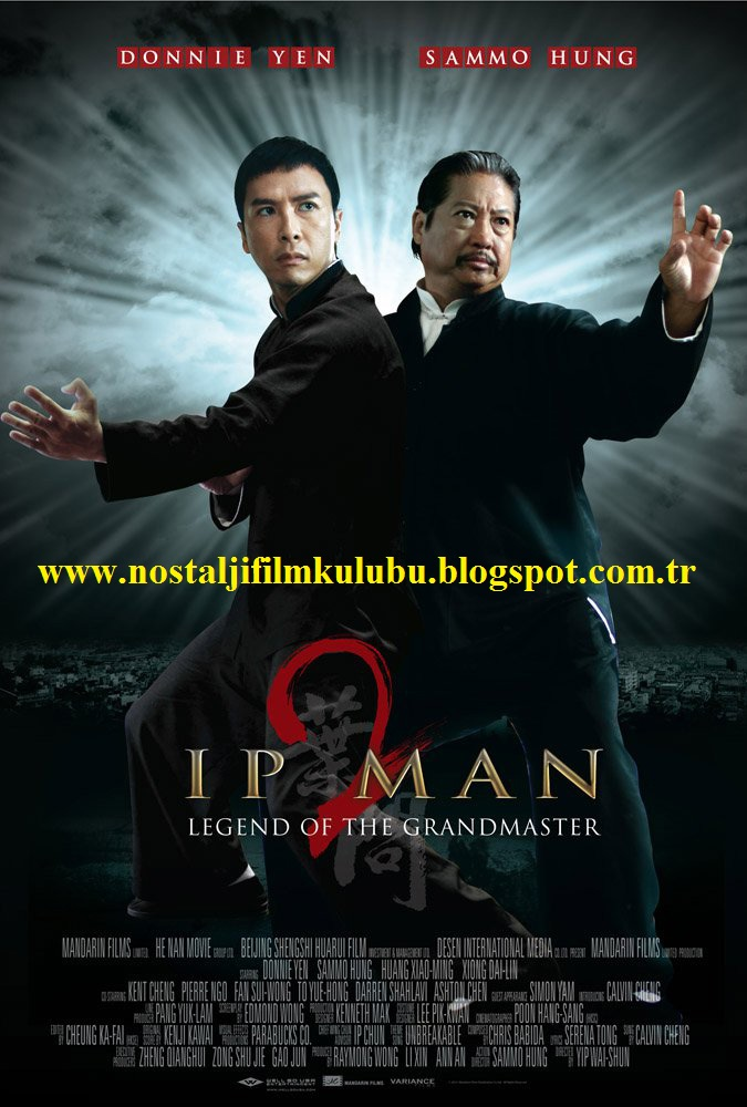 Nostalji Film Kulübü Ip Man 2 Yip Man 2010 Dvdrip Türkçe Dublaj