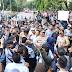 Bentuk Dukungan Pendemo Kalsel Terhadap TNI-POLRI Jelang Pelantikan Presiden 20 Oktober 2019